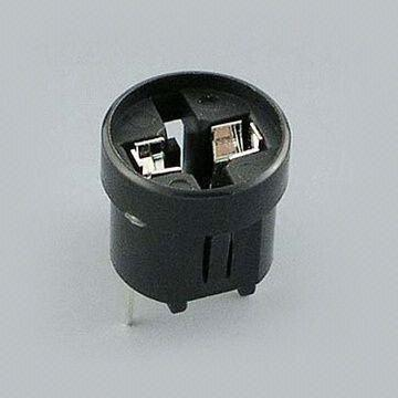 Taiwan Wedge Base Lamp Socket With Double Ended Cone
