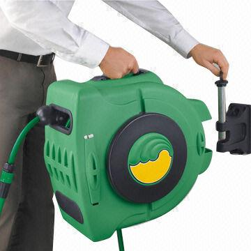 1520m Garden Hose Reel in Economic Design Made of PP and PVC on