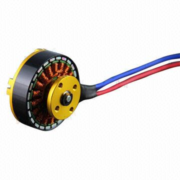 ... China Brushless Motor with Super Strength, Low kV, Low Noise and Nice Balance