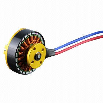 China Brushless Motor With Super Strength Low Kv Low
