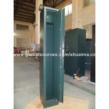 ... Higher China Green Gun Safe, The Trick Is Steel, Looks Like A Furniture,  ...