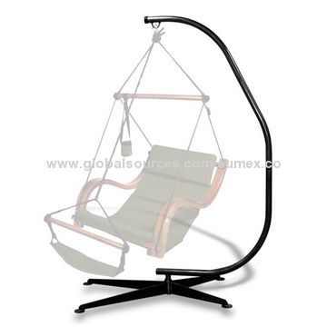 Marvelous ... China Hammock Chair C Stand, Strong Steel Construction, Four Piece  Assembly,
