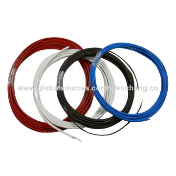 China Teflon Insulation Fire-resistant Wire UL1901, 600V Nominal ...
