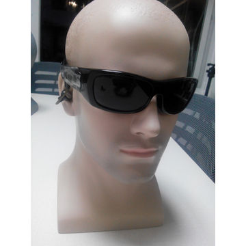 Popular modern gadget MS2 spy digital video glasses with HD hidden camera, Bluetooth and webcam