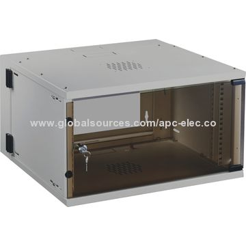 ... China Wall Mount Cabinets with Front Glass Door Structure Welded Type ...  sc 1 st  Global Sources & China Wall Mount Cabinets with Front Glass Door Structure Welded ...