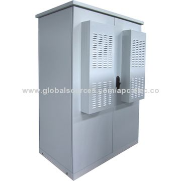 China Outdoor Network and Rack Cabinet on Global Sources