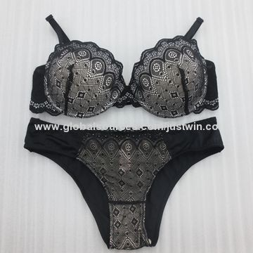 24f250acbe China latest ladies sexy string and bra sets sexy hot sales high quality  direct jpg 360x360