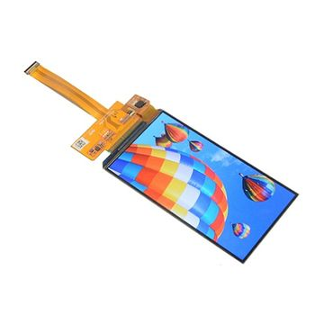 5-inch AMOLED Display Module with 720xRGBx1,280 Resolution, MIPI DSI Interface and Full Color