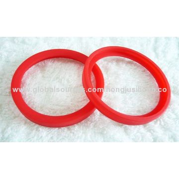 China Water-resistant silicone rubber washer on Global Sources