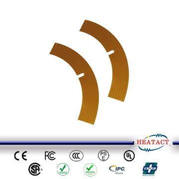 Taiwan 220v Electronic Polygon Kapton Flexible Heating Element On
