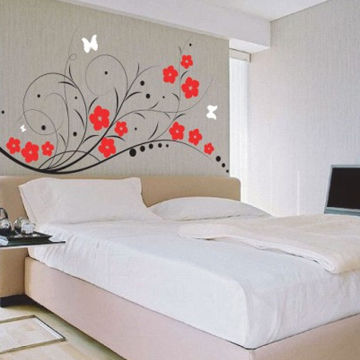 china eco-friendly removable transfer film vinyl wall sticker with