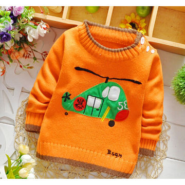 25f5a942 ... Hong Kong SAR Boys' sweaters, made of cotton and acrylic, customized  designs and ...