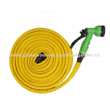 4X Hose, Auto Expandable, Stretches To Four Times, ...