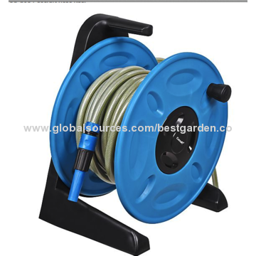 ... China Portable Hose Reel, Mounting Bracket, With 1/2 Inch X 20m ...