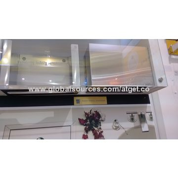China Paper Towel Dispenser Concealed Behind Mirror On