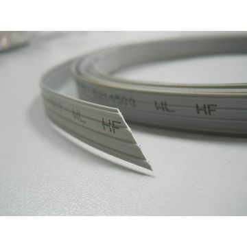 China UL21016 26AWG Cross Linked Flat Ribbon Wire, Terminated with ...