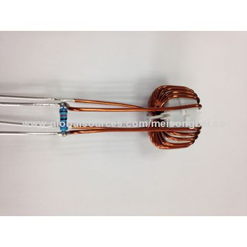 China Choke Coil, Used in AC/DC, DC/DC Line Noise Suppression, TV