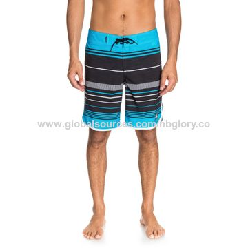 Boardshorts with Mesh Lining, Quick-drying, Good Texture