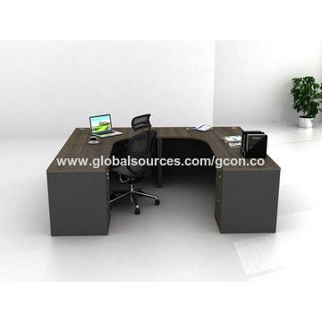 Office U Shaped Executive Desks