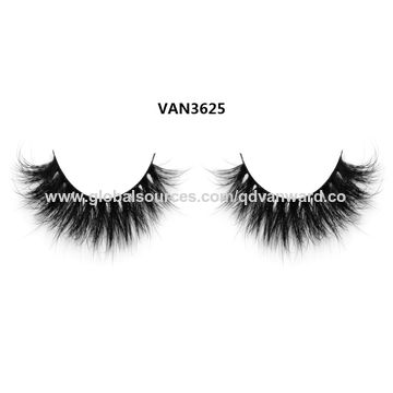 New design 100% 3D real mink eyelashes