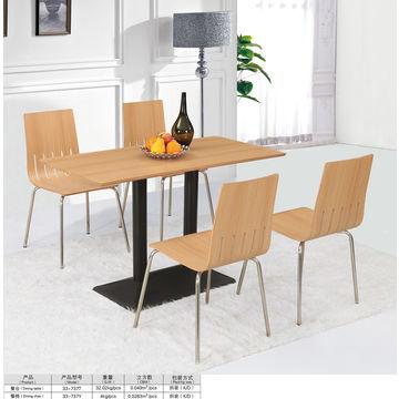China Mesa de comedor plegable rectangular, diversos diseños ...