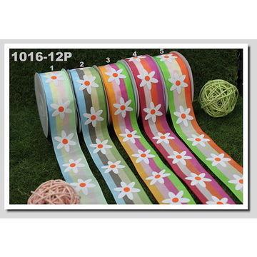 Packing ribbon