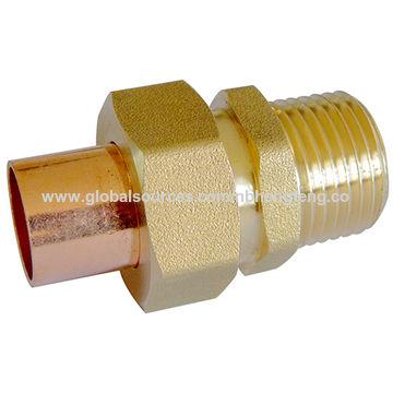 Brass Union, EN 1254-2/ASME B16.22