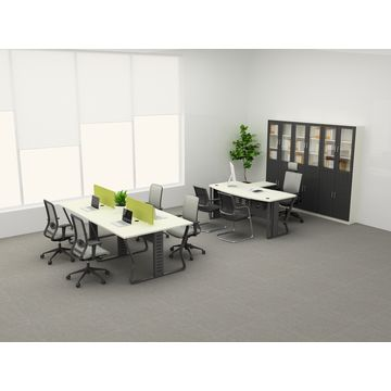 ... China 4 Person Modular Office Workstation ...