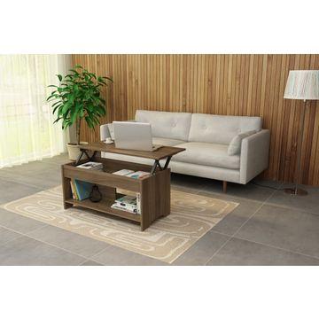 China Latest Design Folding Adjule Height Coffee Table