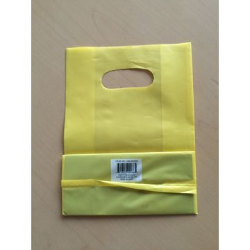 China Quality Cut Retail Plastic Bags Any Sizes Colors And Styles Available