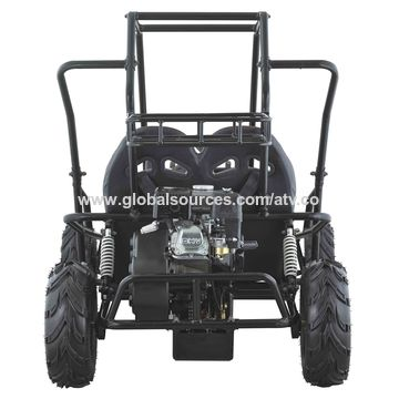 Go Kart with 196cc Air-cooled Engine, 4-stroke, 1 Cylinder, OHV