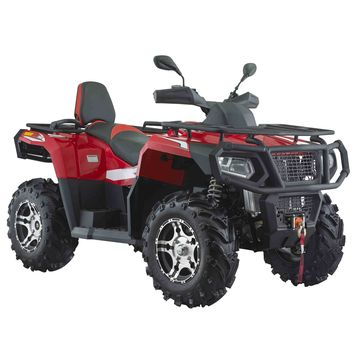 ATV with 1,000cc Liquid-cooled Engine, V-type Cylinder