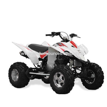 ATV with 348cc Water Cooled Engine, 4-stroke, 1 Cylinder