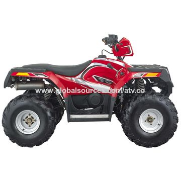 ATV with 108cc Air-cooled Engine, 4-stroke, 1 Cylinder
