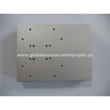 Heatsinks, Aluminum, Machined for Setting, Extrusion, Milling
