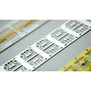 Taiwan Precision Metal Stamping with Lead Frame of Semiconductors ...