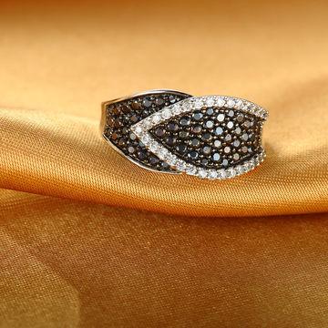 China Latest Leaf Sharp Ring Engagement Wedding Rings For Girls On