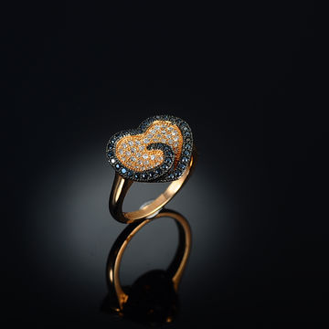 China Simple gold ring design, factory price, O-ring for jewelry on ...