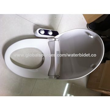 China Toilet seat bidet  CB3500 has two spraying nozzles and nozzle  self cleaning function  China Toilet seat bidet  CB3500 has two spraying nozzles and  . Two In One Toilet Seat. Home Design Ideas