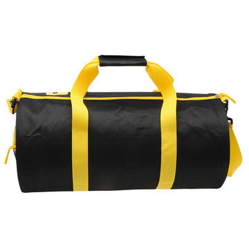 China Promotional Sports Duffle Bag Sized 18 X 12 Inch