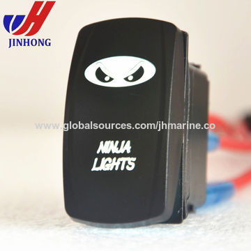 China Wholesale DC 12V marine illuminated LED light waterproof