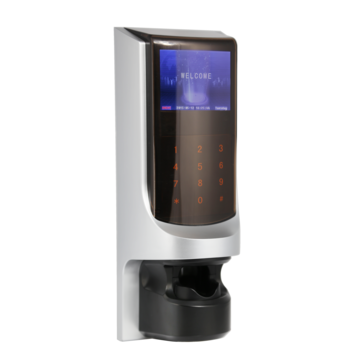 Biometric time attendance for finger vein reader with LED display