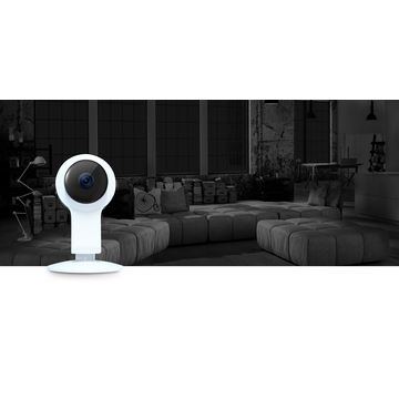 Night-vision WiFi Cameras with Free APP