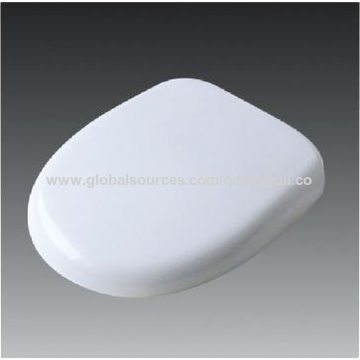 China PP Plastic Toilet Seat Cover with Soft Close Hinge  China PP Plastic Toilet Seat Cover with Soft Close Hinge on Global  . Plastic Toilet Seat Covers. Home Design Ideas