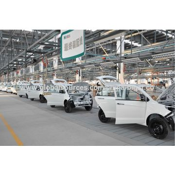 Electric Car Assemble Plant Project Looking for Partner