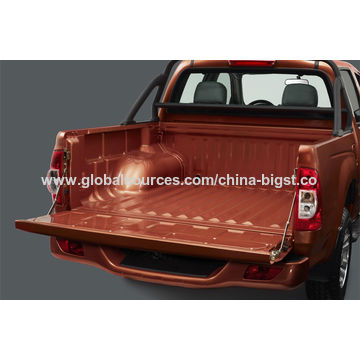 China Rear Wheel Drive Gasoline Pickup Truck