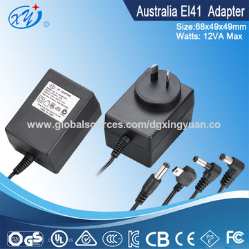 China Outdoor AC adapter, RCM approved
