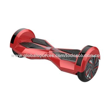 Top quality self-balancing scooter with two-wheel 8 inches tyre, LED light & Bluetooth