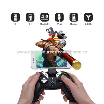 Game controller with 32bit MCU chip with high computing capability