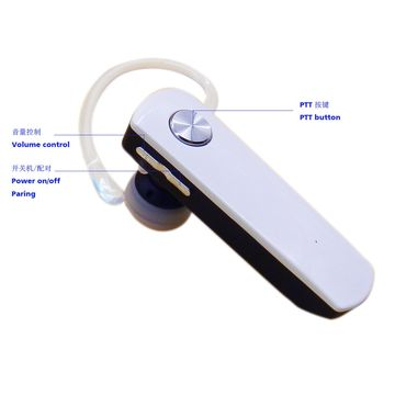 China Android Push-to-talk Over Cellphone Bluetooth Wireless PTT